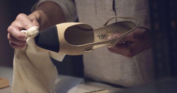 sapato chanel bicolor slingback cap toe preto e branco feito a mao moda tendencia blog got sin 11