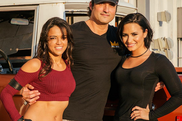 demi-lovato-robert-rodriguez-michelle-rodriguez-confident-video-blog-got-sin