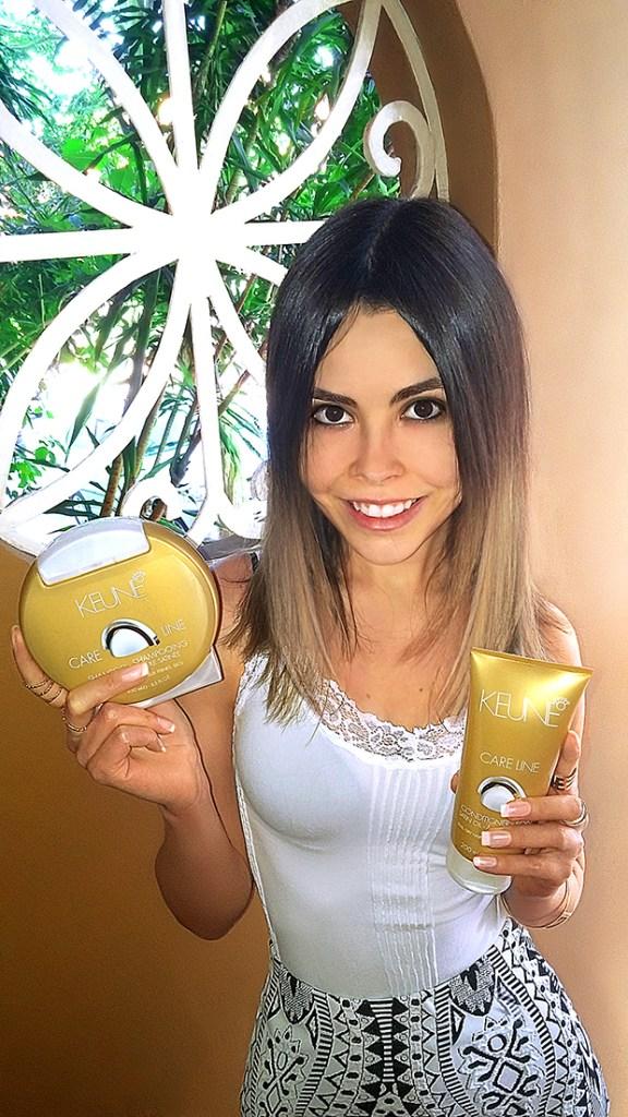 sininhu sylvia santini keune shampoo condicionador cabelo platinado como cuidar care line review blog got sin