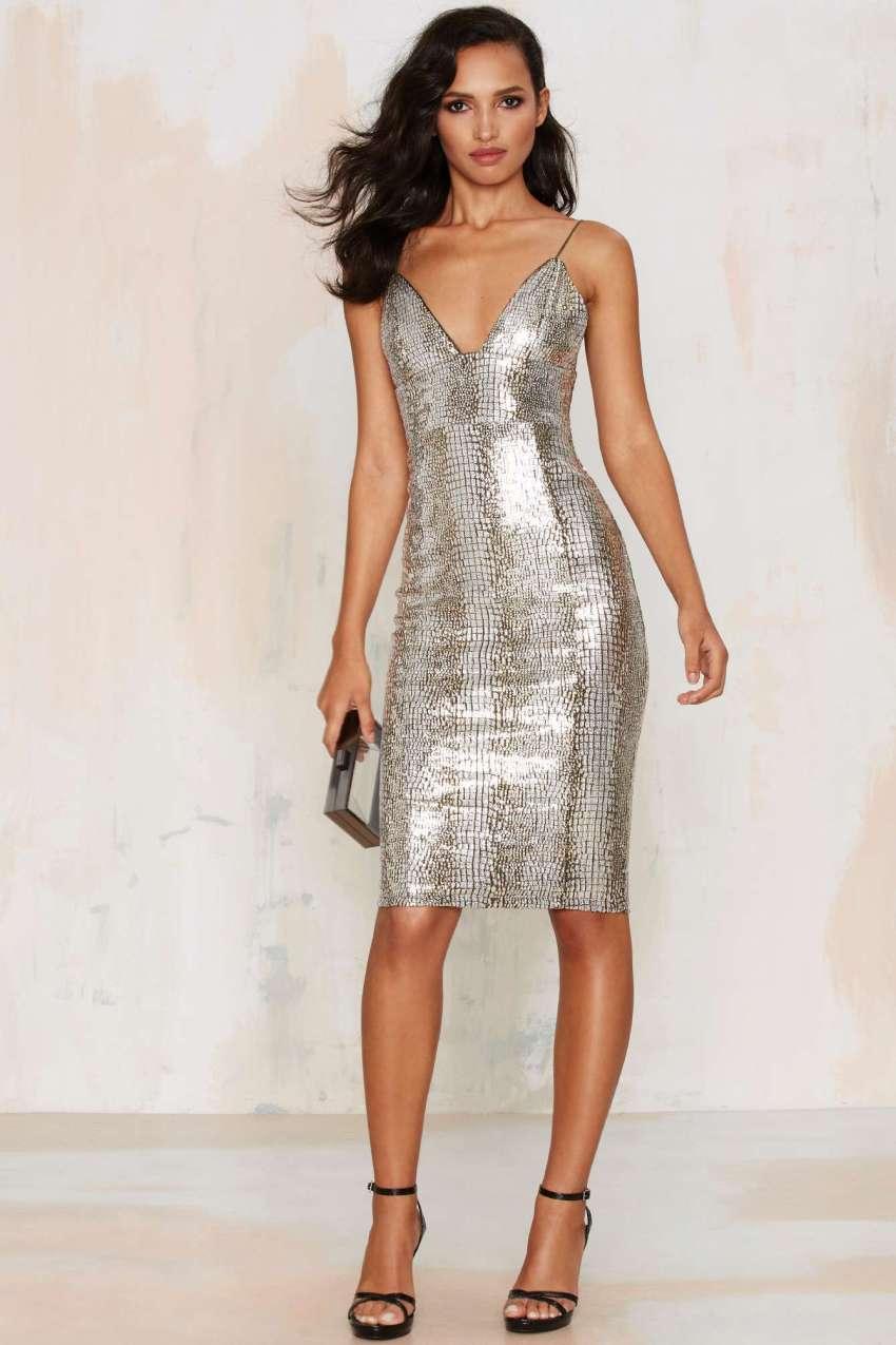 nasty gal wishlist vestidos de festa natal ano novo formatura o que usar como glitter paetes blog got sin - vestido prateado2