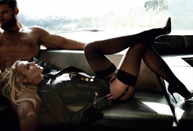Britney Spears V Magazine photoshoot Mario Testino blog got sin 03