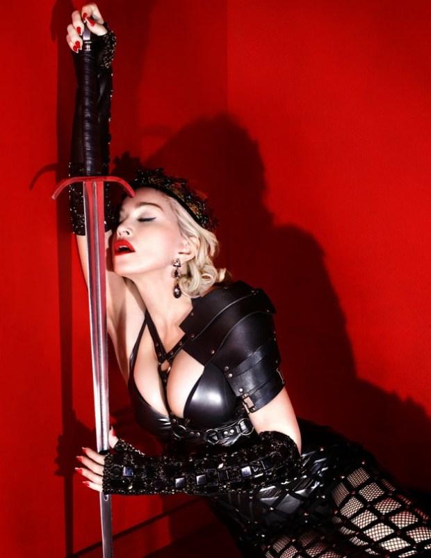 madonna rebel heart tour revolucao do amor blog got sin