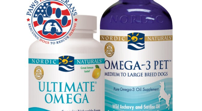 Omega-3 Pet & Ultimate Omega Review & Giveaway