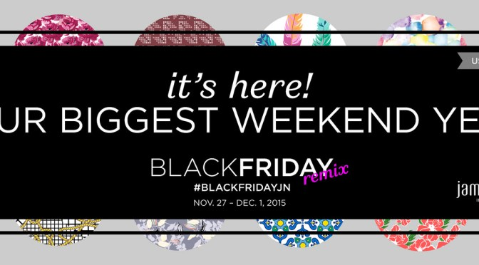 Black Friday Jamberry Remix and Giveaway