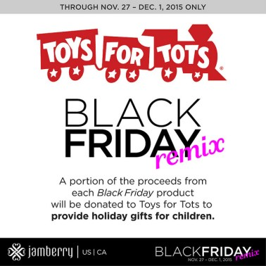 toys for tots black friday remix