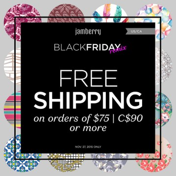 black friday jamberry