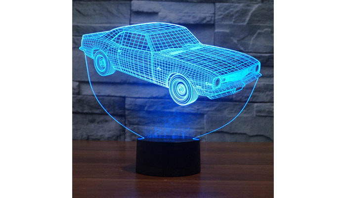 He Is Going To Find This Decor Awesome. Car Gifts For Guys