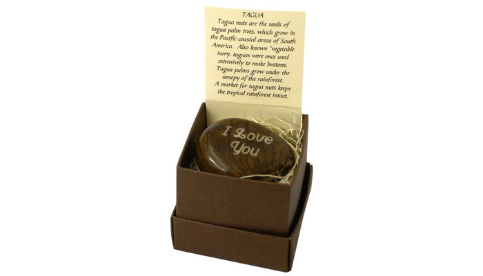 romantic birthday gifts for boyfriend tagua nut
