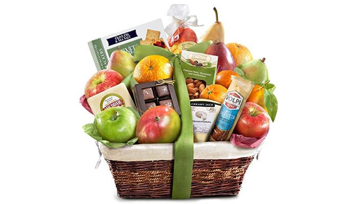 get well soon hamper for him