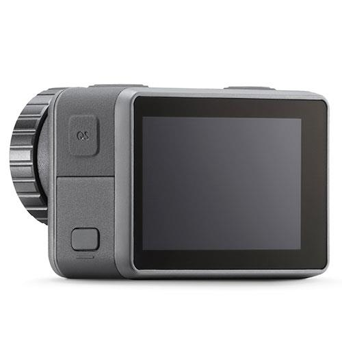 DJI Osmo Action back view