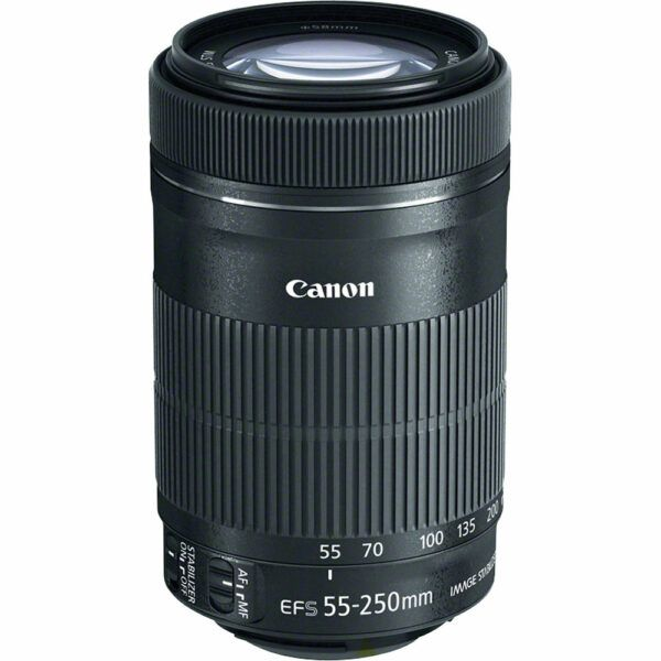 Canon EF-S 55-250 mm