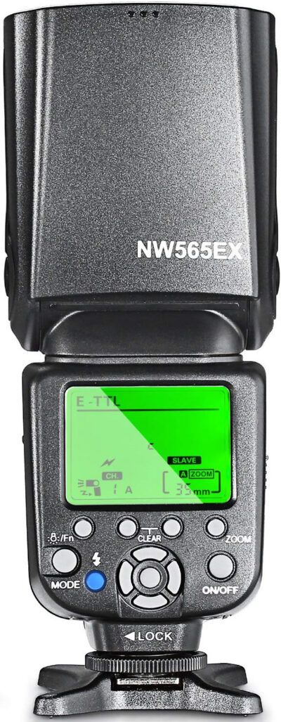 Neewer NW565EX flash overview