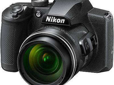 Nikon Coolpix B600 close up view