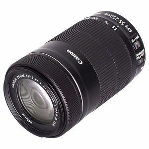 Canon EF-S 55-250 Lens