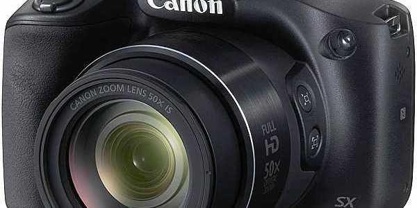 Canon SX530 HS Digital Camera