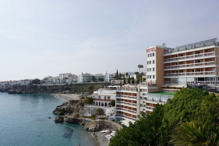 Nerja in Andalusia