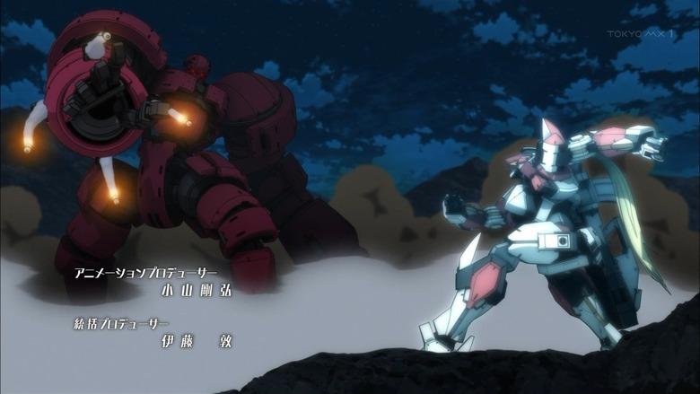 『フルメタル・パニック! Invisible Victory』 第2話「損害制御」 感想まとめ【フルメタIV】