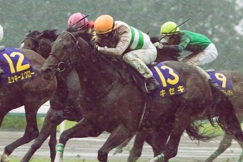 【競馬・宝塚記念2018】キセキとサトノダイヤモンド、両方馬券外の可能性も・・・