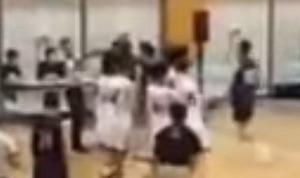 【動画】 バスケ強豪校・延岡学園の黒人留学生が審判にブチギレ!本気で殴ってKOしてしまう