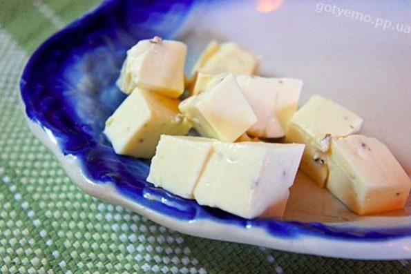 плавлений сир