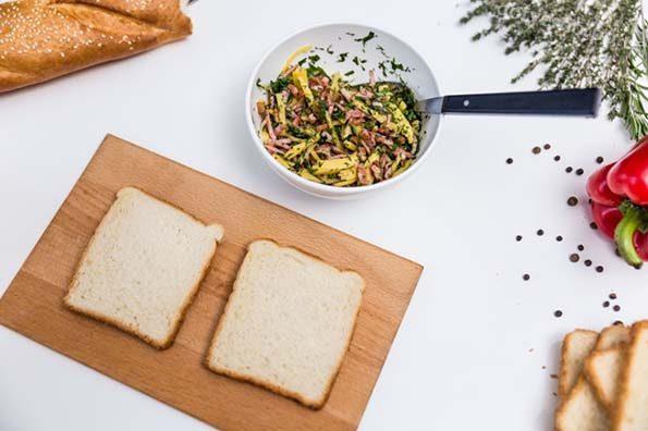начинка для сендвіча