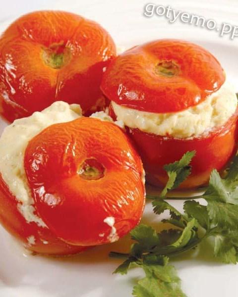 Печені помідори