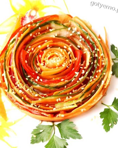 рецепт салату Вальде́