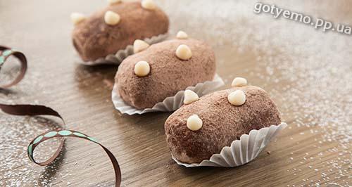 рецепт тістечок картопля