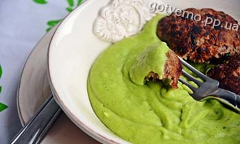 Рецепт картопляного пюре із зеленню