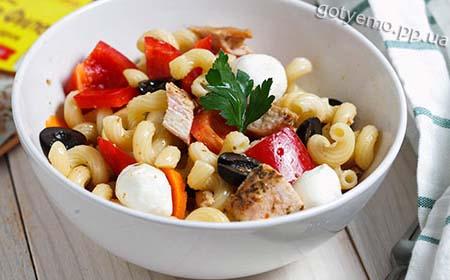 рецепт італійського салату