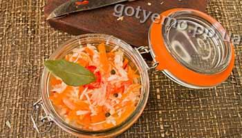 Рецепт салату до шашлику