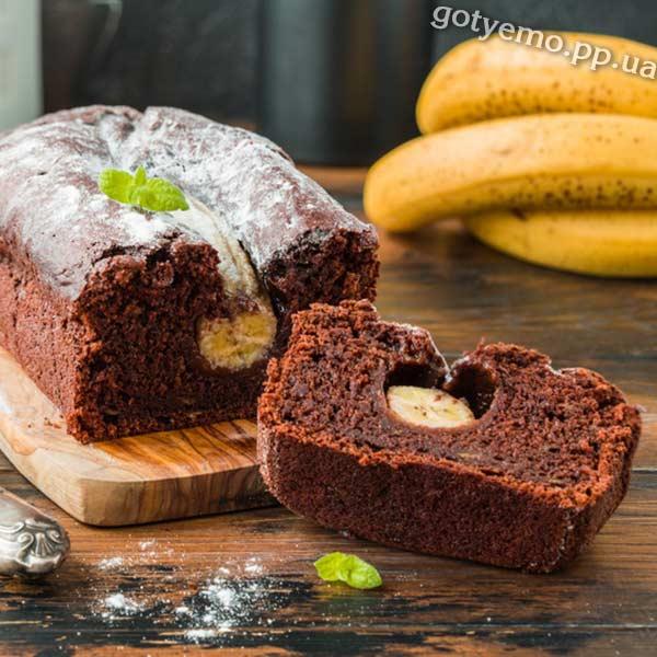 шоколадний кекс з сюрпризом