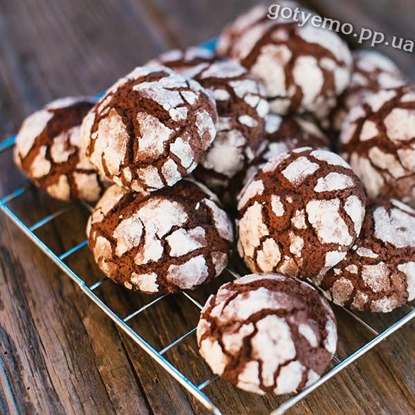 Розтріскане печиво