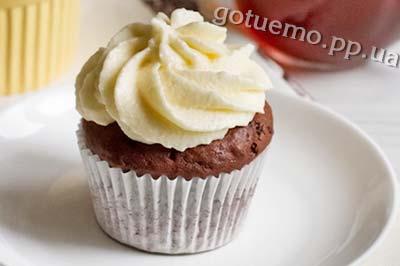 рецепт шоколадних капкейків