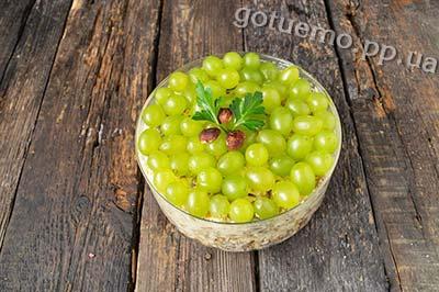 рецепти з виноградом