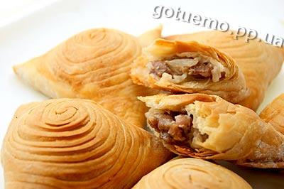 рецепт узбецької самси