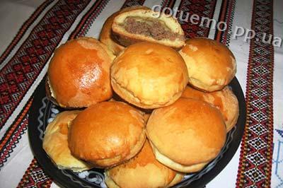 рецепт пиріжків з бараниною