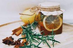 Syrop do herbaty- wzmacniający odporność