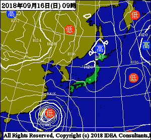 台風23号のたまごは2018最新情報