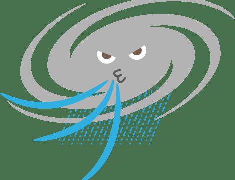 台風のたまご2019熱帯低気圧の米軍最新情報とヨーロッパ予想