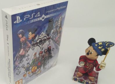 Kingdom Hearts HD 2.8 - Gouaig.fr