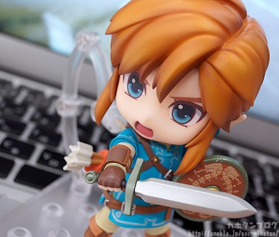 Link Nendoroid Breath of the wild 2