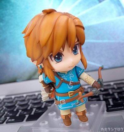 Link Nendoroid Breath of the wild 4