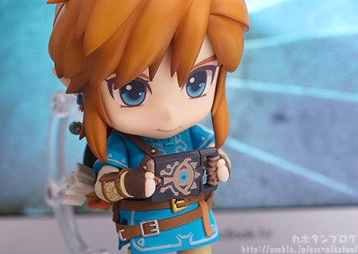 Link Nendoroid Breath of the wild 6