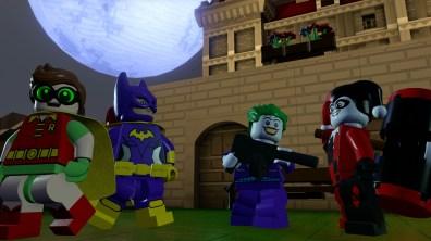 Batgirl, Robin & DC Villains (3)