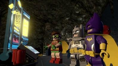 Batman, Robin & Batgirl (4)