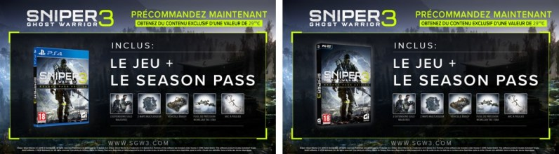 Sniper Ghost Warrior 3 DLC