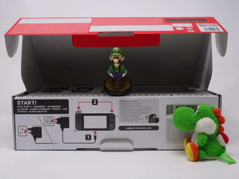 Coucou c'est moi Luigi !