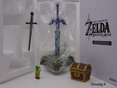 Une de ces épées est incassable, enfin presque :-) mais surtout mythique !