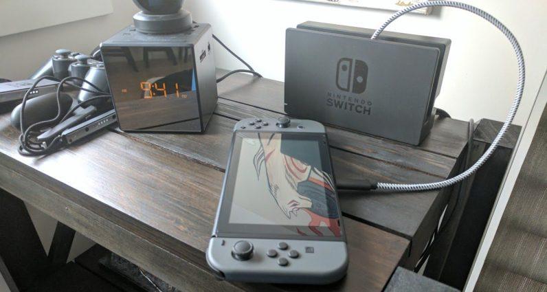 rallonge usb switch